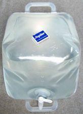 Wasserfilter faltbar Politainer 20L gefuellt - Vorschau